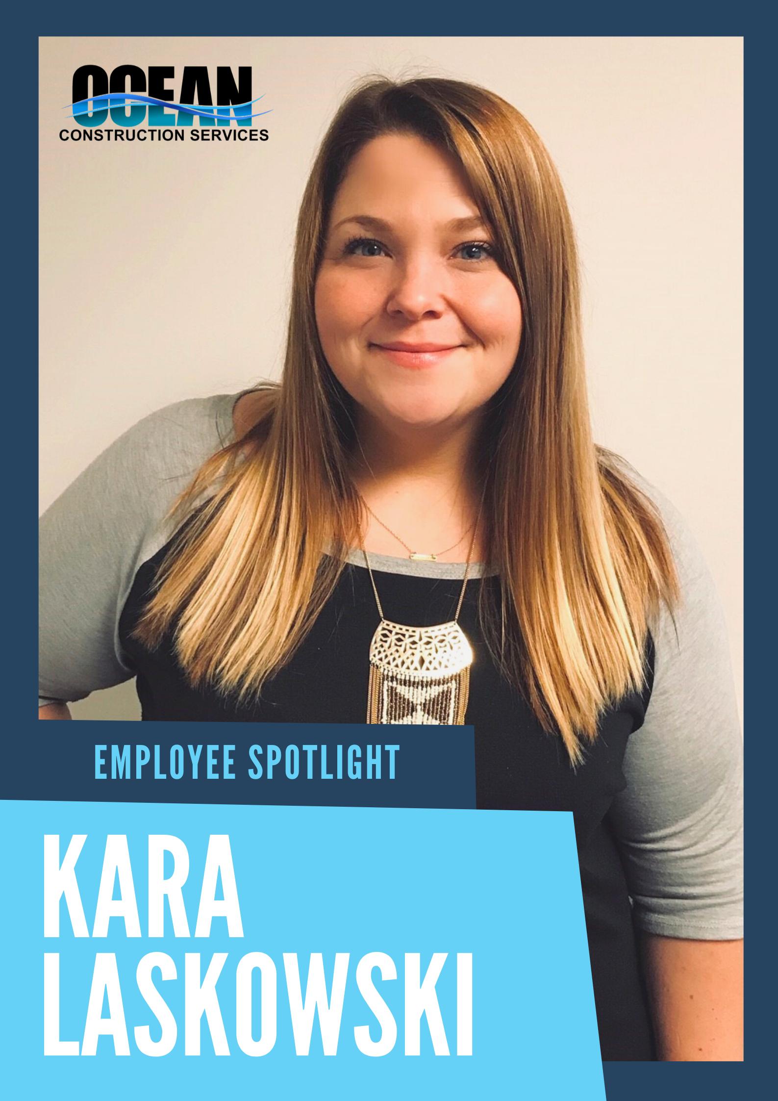 Employee Spotlight - Kara